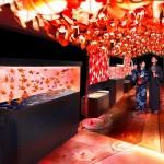 金魚約1000匹が舞う!夏はすみだ水族館で浴衣デートがイマドキ♪